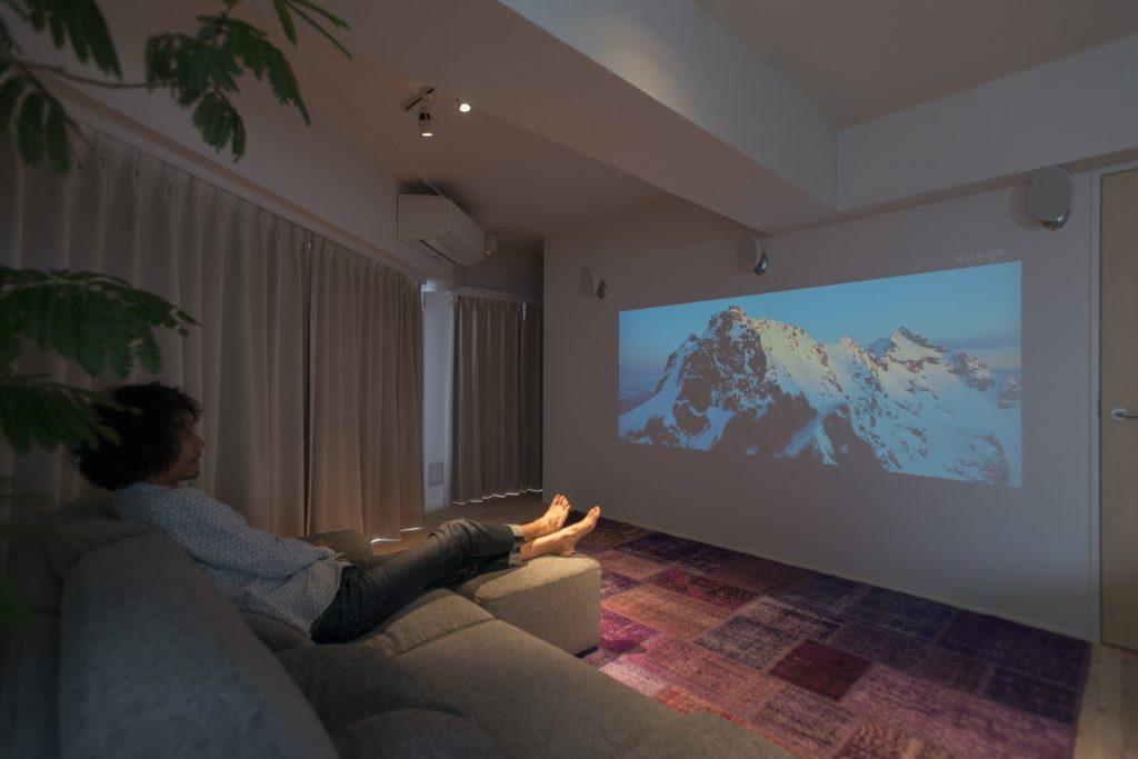 代々木の映画室