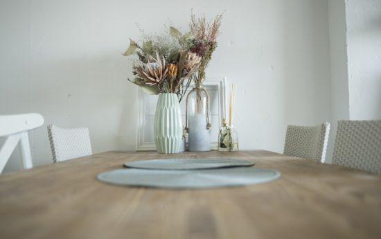 新しい生活と食卓
