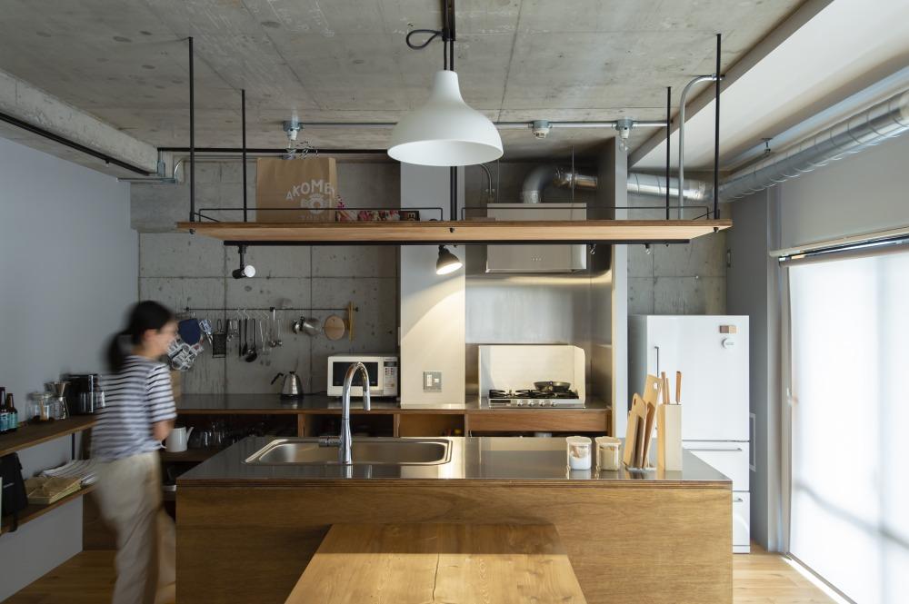 キッチンリノベーション事例