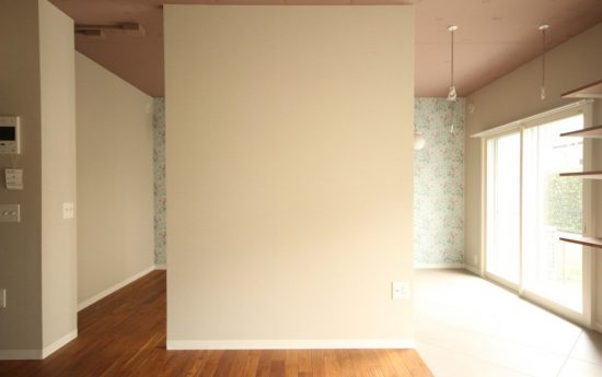 壁紙のリフォーム