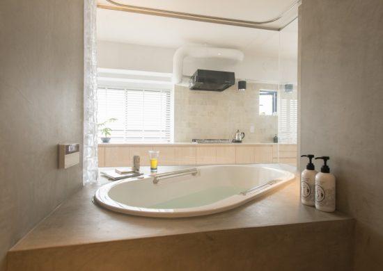 浴室リノベーション事例