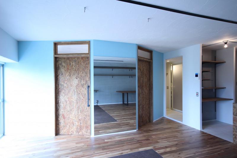 空間効率の良い個室