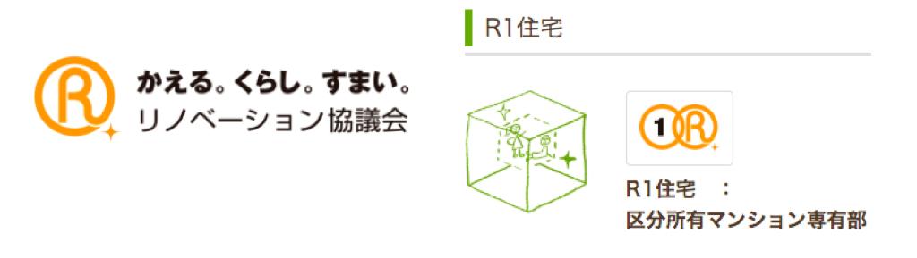 リノベーション協議会の定めるR-1施工